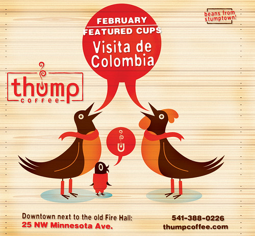 thump coffee february | by carrrrrlos