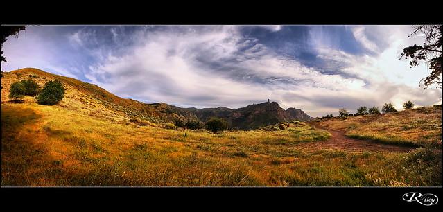 :: Vistas al Roque Nublo ::