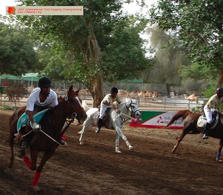 Group Sword at the 2007 International Tent Pegging Championships | by AkaashMaharaj