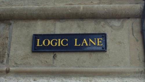 Logic Lane | by Arenamontanus
