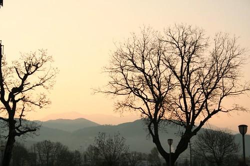 sunset 350d alba aprile rieti