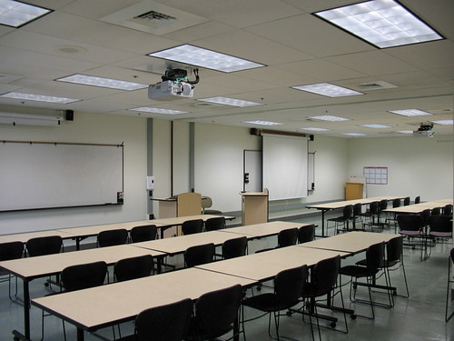 Willamette Classrooms | by Valley Library (Oregon State University)