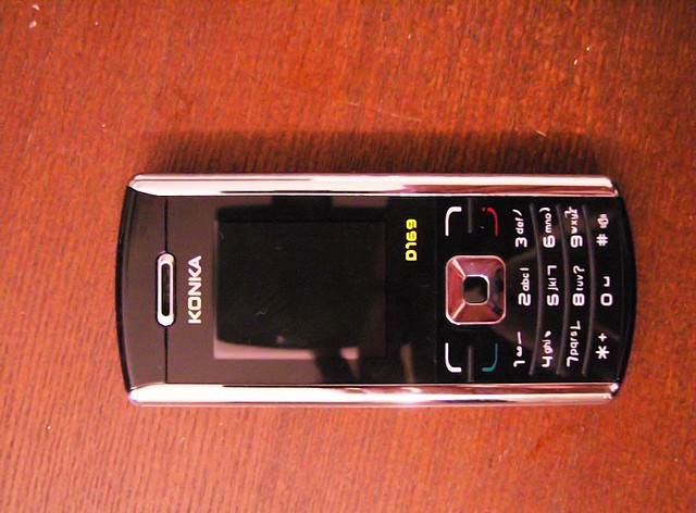 konka phone | My new phone, it's not a Nokia rip-off, let's