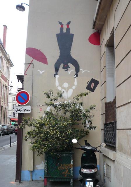 StreetArt, Paris, France