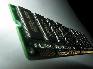 RAM Macro | This is just a simple, cheap RAM bar I found lyi… | Flickr