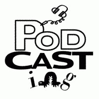Podcasting Logo | by Dave_Gray