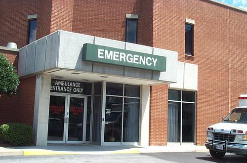 Emergency Entrance   by taberandrew