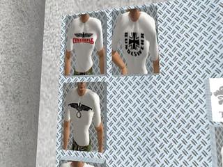 Neo-Nazi Fashions.