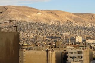 Damascus Dusk 1   by tom$