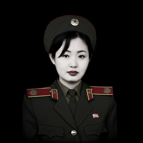Miss Kim in Pyongyang,  North Korea DPRK 북한