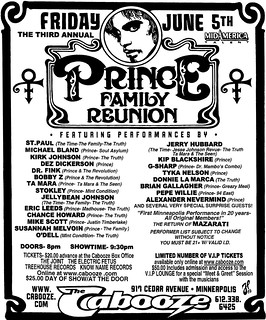 3rd Annual Prince Family Reunion Poster | by playbsides