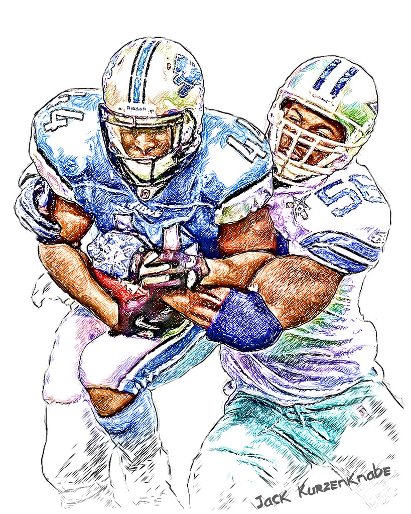 Detroit Lions Jahvid Best Dallas Cowboys Bradie James Flickr