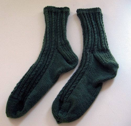 Best Foot Forward Socks | by knottygnome