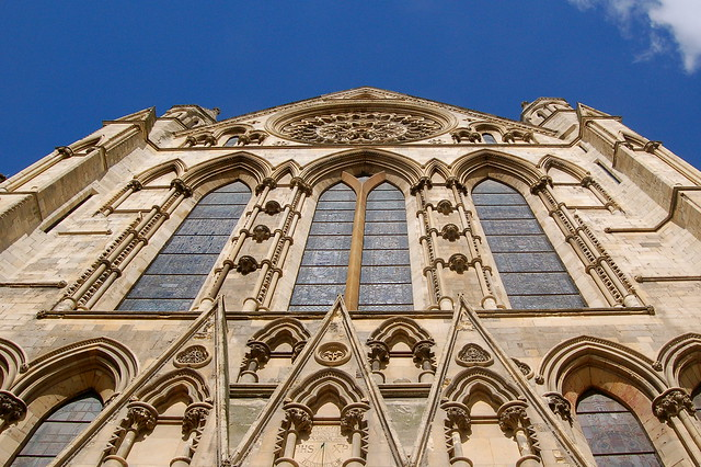 Yorkminster Cathedral, England