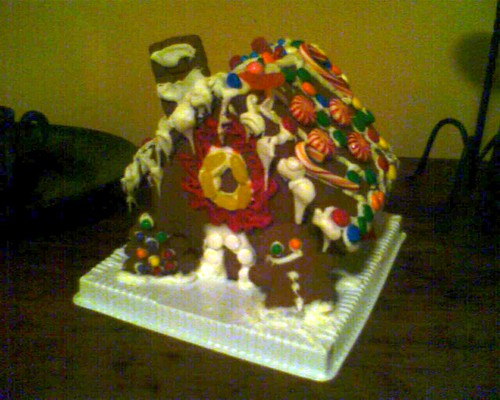 goddes house