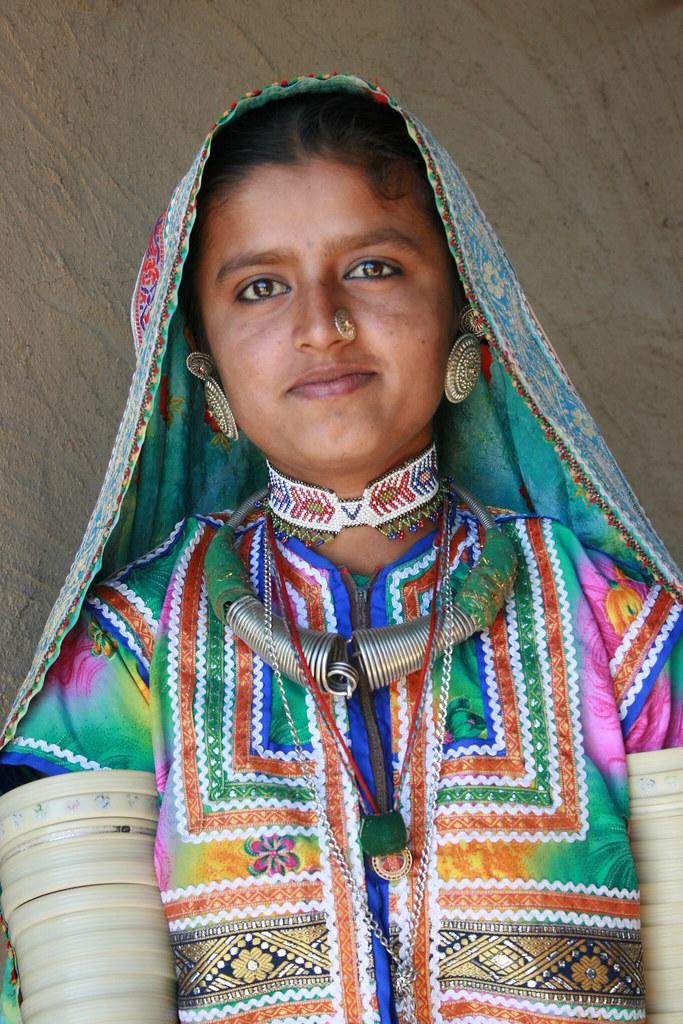 Femmes tribales du Gujarat