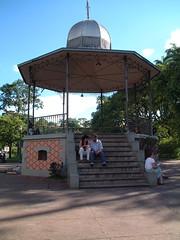 Praça da Liberdade - Coreto