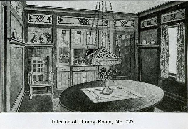 Arts And Crafts Bungalow Interior Design