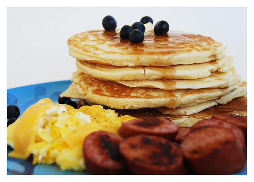 blue food pancakes breakfast matt berries delicious eggs syrup pancake blueberries sinopoli keilbalsa