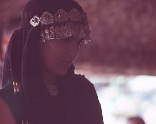 Ragazza del Marocco