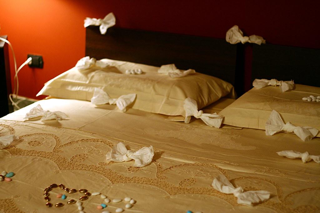 Matrimonio Bed : Matrimonio lilly e ruggero cunzata del letto angelo failla