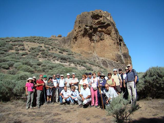 Roque Saucillo - San Mateo Veteranos 01 Isla de Gran Canaria
