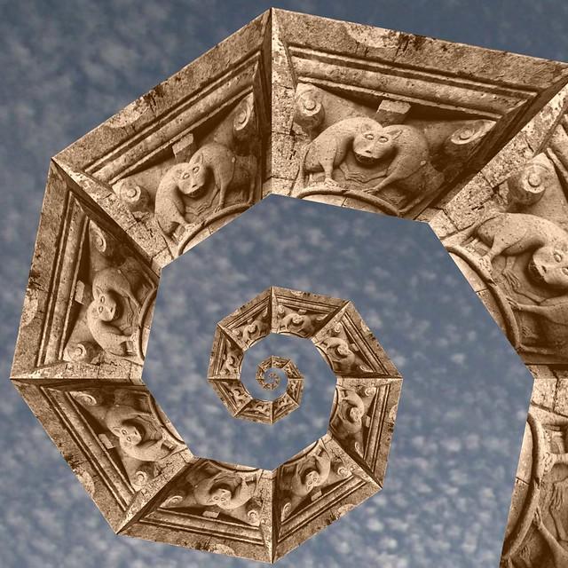 Diabolic spiral / Spirale diabolica