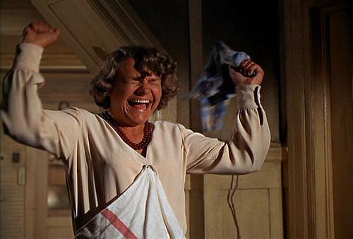 Bonnie and Clyde (1967)   Estelle Parsons as Blanche ...