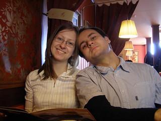 Rimas and his girl | by Andrius Kleiva.