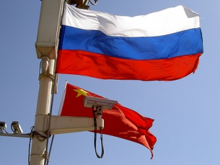RussianChineseFlag | by openDemocracy
