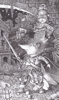 Trundle Boldoak - The hero of these stories, Trundle Boldoak  is a hedgehog who has an appointment with destiny and a rather natty pair of breeches.   by widdershins3