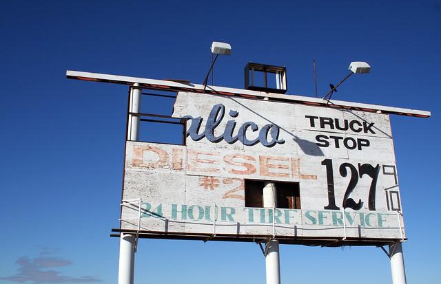 _alico Truck Stop