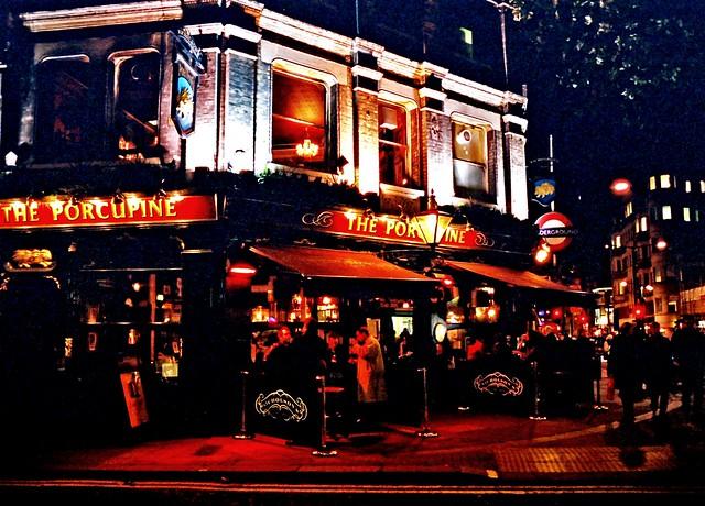 The Porcupine Pub