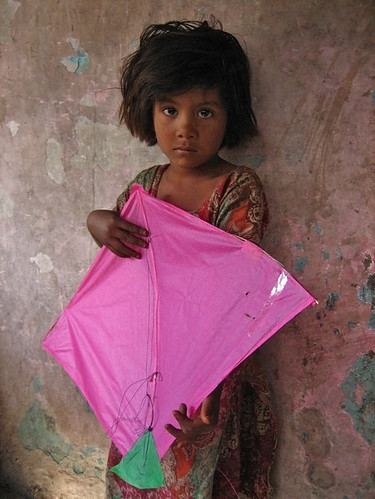 Pink Patang | by Meanest Indian