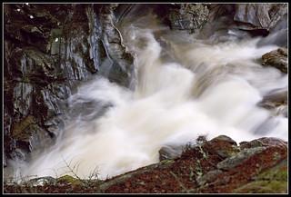 Eroding the rock | by ShinyPhotoScotland