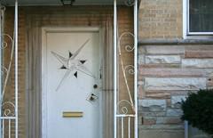 Mid-Century door   by repowers