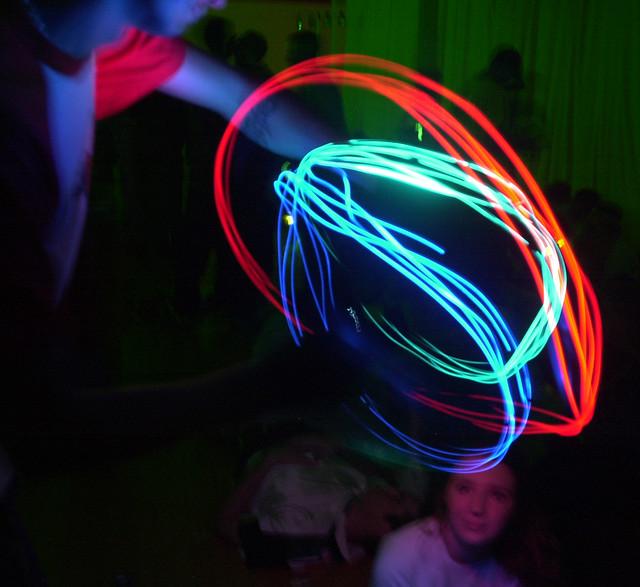 Rave dance lights 8858