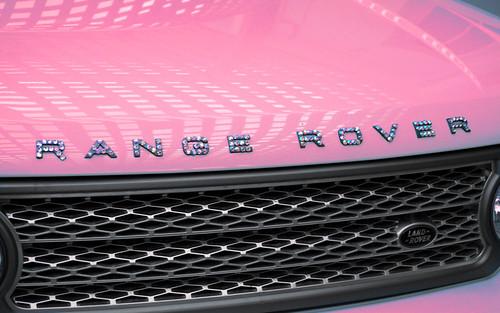 '.. RANGE ROVER ( Girly ) ..' by ● Creative Ξye ●