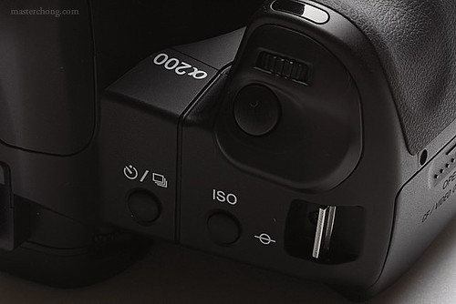 Sony A200 | by IvanImages