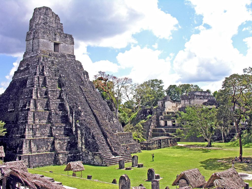 Temple of the Great Jaguar, Guatemala