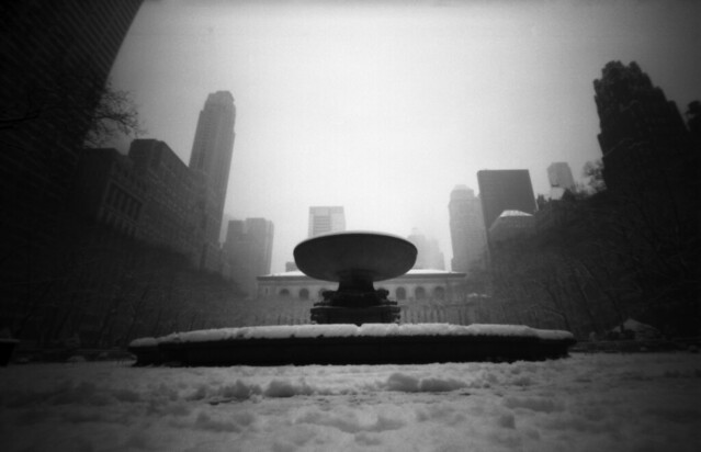 frozen fountain of youth