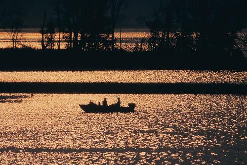 Mississippi River boating
