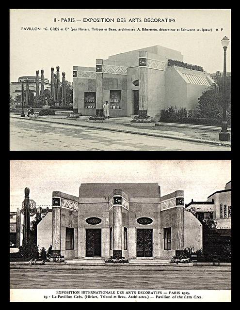Exposition internationale des arts décoratifs et industriels modernes - Paris 1925