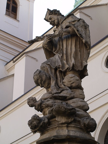 Brno - Dominikánské náměstí | by jaime.silva
