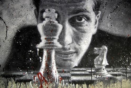 Bobby Fischer, painted portrait _DDC6436.JPG