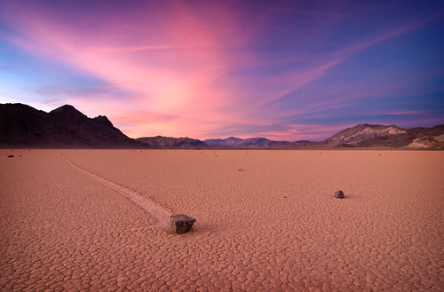 Racetrack Playa | by sandy.redding