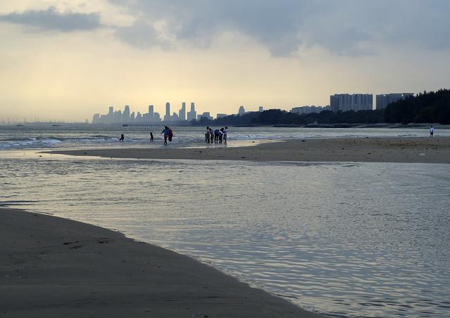 City shores: the East Coast