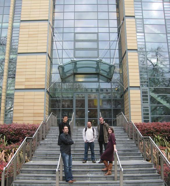 SciBlings at the Darwin Centre