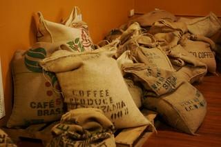 Sacks of Coffee | by DeaPeaJay