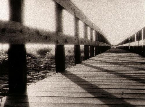 southampton infrared longisland landscape newyork bridge shadow film monochrome davidlieberman